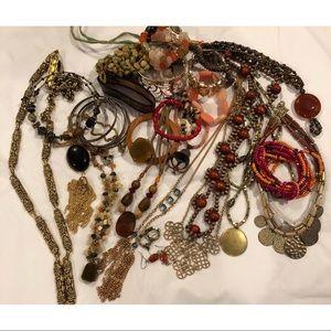 BOHO jewelry bundle